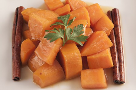 MapleGlazedSweetPotatoes
